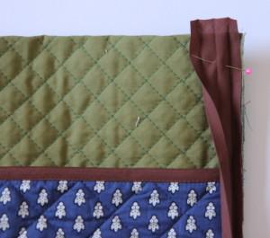 防災頭巾カバーの作り方9