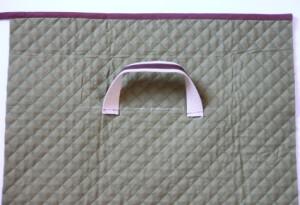 防災頭巾カバーの作り方6